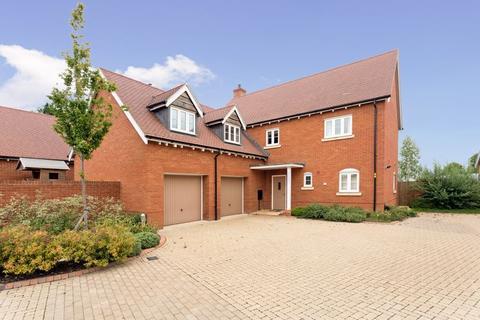 4 bedroom detached house for sale - Dandridge Close, Wantage