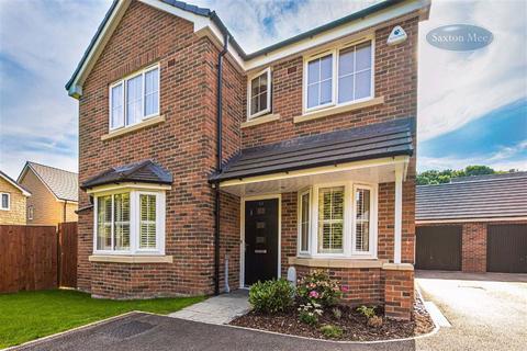 4 bedroom detached house for sale - Samuel Fox Avenue, Stocksbridge, Sheffield, S36