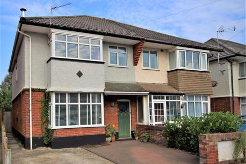 3 bedroom semi-detached house for sale - Irving Road, Southbourne, Bournemouth