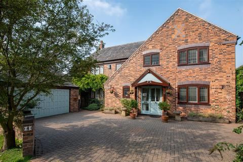 5 bedroom detached house for sale - The Paddock, Newbold Verdon