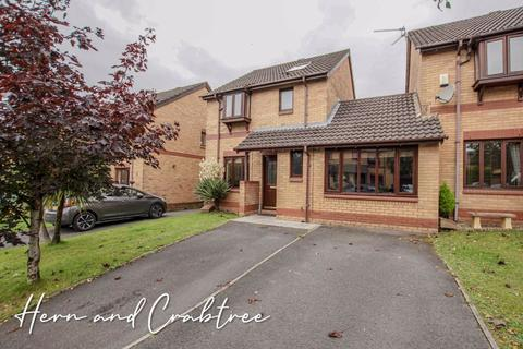 4 bedroom detached house for sale - Heol Y Barcud, Cardiff