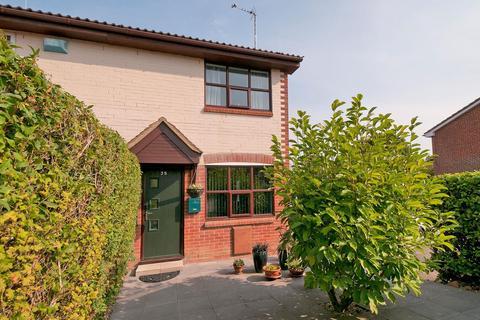 2 bedroom end of terrace house for sale - St. Andrews Close, Paddock Wood, Tonbridge