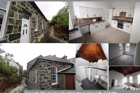 2 bedroom end of terrace house for sale - High Street, Criccieth