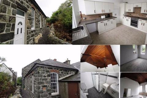 2 bedroom end of terrace house for sale - High Street, Criccieth