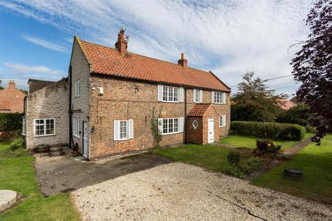 4 bedroom detached house for sale - Pasture Farm, Main Street, Deighton, York