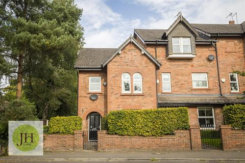 3 bedroom end of terrace house for sale - Knutsford Road, Alderley Edge