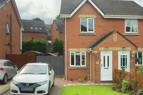 2 bedroom semi-detached house for sale - Hencroft, Leek