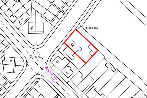 4 bedroom property with land for sale - Land with Planning Permission, 71 Hawthorn Road, Bognor Regis, PO21