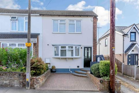 3 bedroom semi-detached house for sale - Cromwell Road, Warley, Brentwood