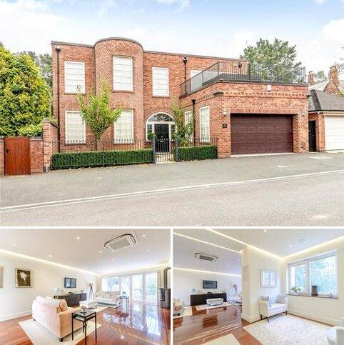 5 bedroom detached house for sale - Huntingdon Drive, The Park, Nottingham, NG7