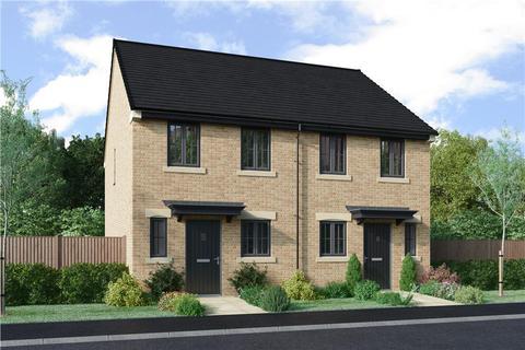 2 bedroom semi-detached house for sale - Plot 77, The Burroughs Alternative at Oakwood Grange, Coach Lane, Hazlerigg NE13