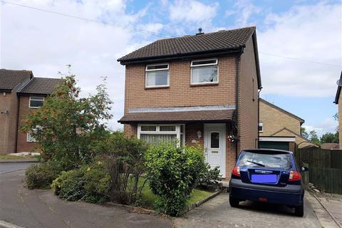 3 bedroom detached house for sale - Hollyrood Close, Highlight Park, Barry