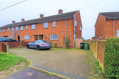 3 bedroom end of terrace house for sale - Gravelly Close, Tadley