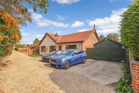 4 bedroom detached bungalow for sale - Westbourne Drive, Glinton, Peterborough, PE6 7JU