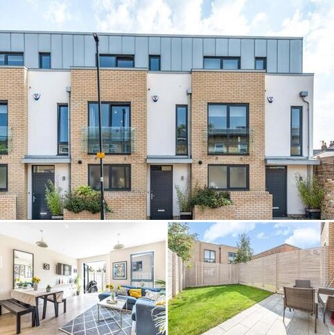4 bedroom terraced house for sale - Somers Place, Brixton
