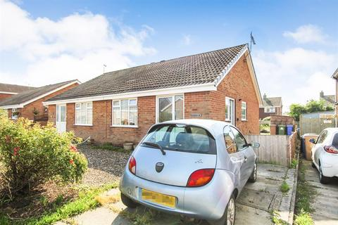 2 bedroom semi-detached bungalow for sale - Trentham Close, Bridlington, YO16 6EB