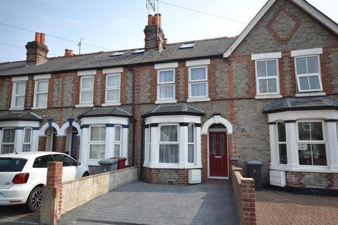 3 bedroom terraced house for sale - Washington Road, Caversham, Reading