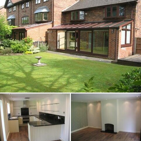 2 bedroom link detached house to rent - Blackburn Gardens M20