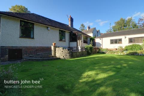 3 bedroom detached bungalow for sale - The Avenue, Stoke-On-Trent