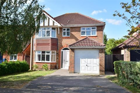 4 bedroom detached house for sale - Lucilla Avenue, Ashford, Kent