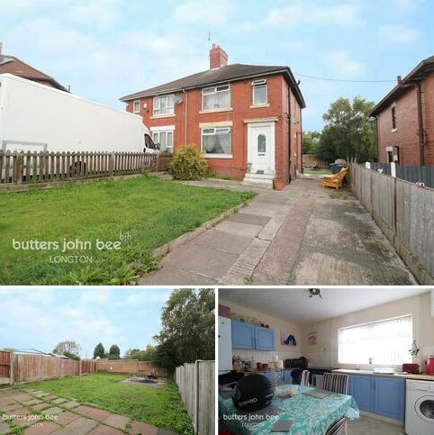 3 bedroom semi-detached house for sale - Chatsworth Place, Meir, ST3 7DP