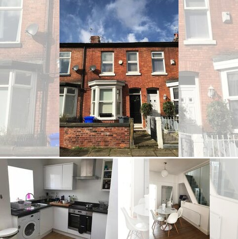 2 bedroom terraced house to rent - Churchwood Road, Didsbury, Manchester M20