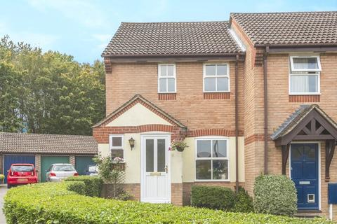 3 bedroom end of terrace house for sale - Standen Place, Horsham, West Sussex, RH12