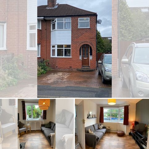3 bedroom semi-detached house to rent - Riverton Road, East Didsbury, Manchester M20