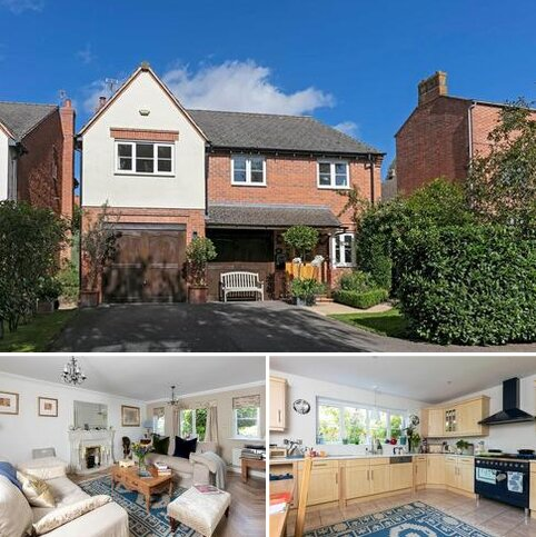 4 bedroom detached house for sale - Main Street, Frankton, Rugby, Warwickshire, CV23