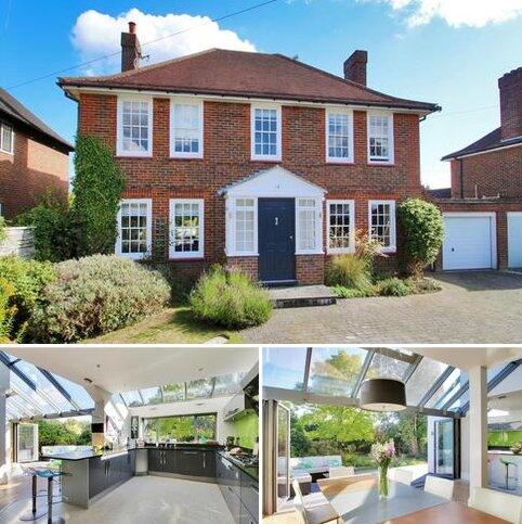 5 bedroom detached house for sale - The Ridgeway, Tonbridge, TN10