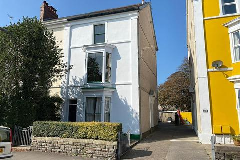 5 bedroom semi-detached house for sale - Eaton Crescent, Swansea, City and County of Swansea. SA1 4QL