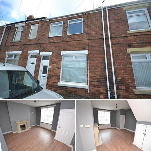 3 bedroom terraced house to rent - Britannia Terrace, Fencehouses, Houghton Le Spring, Tyne And Wear, DH4