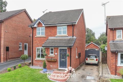 3 bedroom detached house for sale - Kestrel Close, Connah's Quay, Deeside. CH5 4HQ