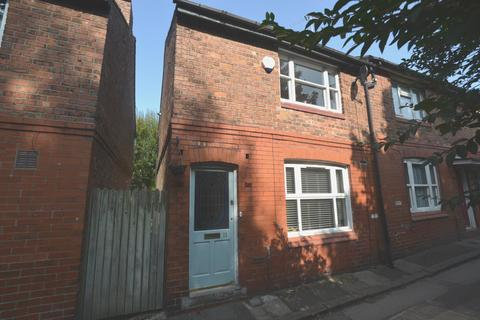 2 bedroom end of terrace house for sale - Hawthorn Road  Stretford  M32