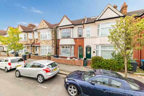 3 bedroom terraced house for sale - Clive road, SW19: 3 bed