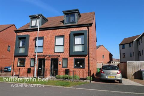 3 bedroom semi-detached house to rent - Jockey Road, Donnington
