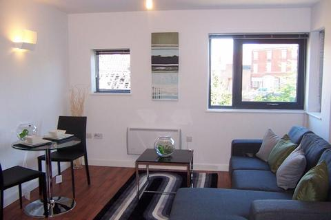 1 bedroom flat to rent - Solly Street, City Centre, Sheffield, S1 4BZ