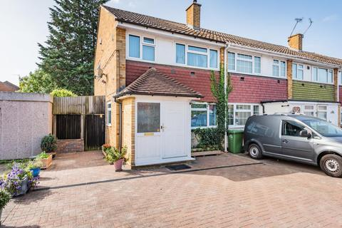 3 bedroom end of terrace house for sale - Benen-Stock Road, Stanwell Moor, TW19