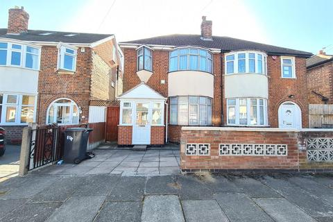 3 bedroom semi-detached house to rent - Pauline Avenue, Leicester