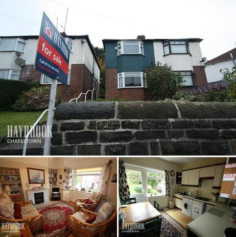 3 bedroom semi-detached house for sale - Bolsover Road, Sheffield