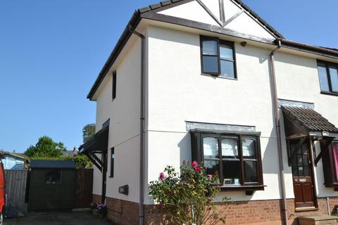 2 bedroom end of terrace house for sale - SAGES LEA, WOODBURY SALTERTON, EXETER, DEVON