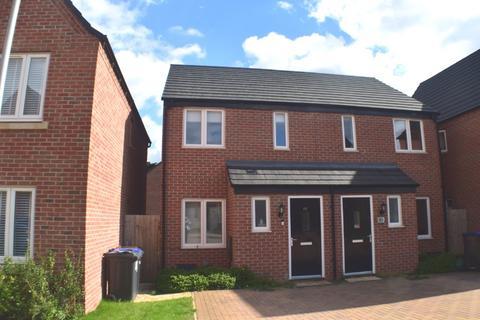 2 bedroom semi-detached house to rent - Balmoral Close, , Northampton, NN5 4WA