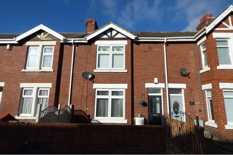 4 bedroom terraced house for sale - Newbiggin Road, ., Ashington, Northumberland, NE63 0SY