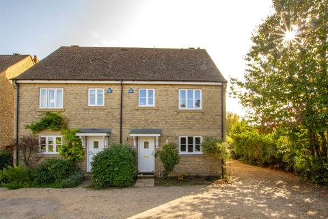 3 bedroom semi-detached house for sale - School Road, Finstock, Chipping Norton, Oxfordshire, OX7