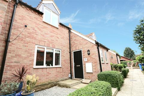 2 bedroom terraced house - Chambers Mews, Hedon, Hull, HU12