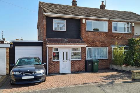 3 bedroom semi-detached house for sale - Blenheim Road, Birstall, LE4