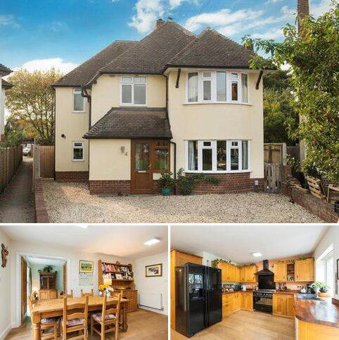 4 bedroom detached house for sale - Evenlode Close, Stratford-upon-Avon, Warwickshire, CV37