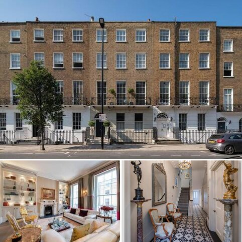 5 bedroom terraced house for sale - Gloucester Place, London, NW1