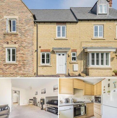 2 bedroom terraced house for sale - 12 Boundary Lane, Carterton, Oxfordshire OX18 1LR, UK