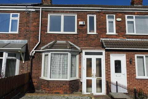 2 bedroom terraced house for sale - Kathleen Road,  Hull, HU8